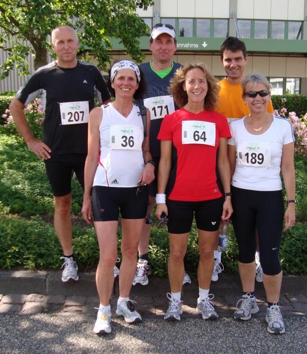 10 km Heel-Lauf 2011