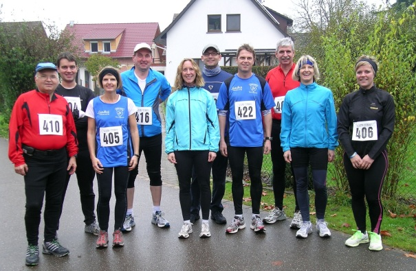 10 km-Lauf 2012 Breithurst