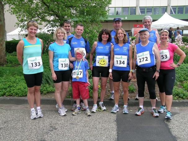 Heel-Lauf 2013
