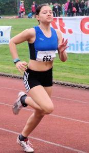 Starker Start in die neue Saison: Lara Schönith