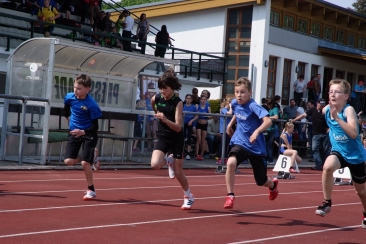 Zum ersten Mal unter 8 Sekunden: Tobias Ernst