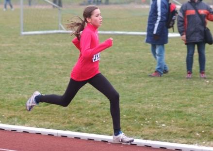 Zwei Meistertitel innerhalb von zwei Wochen: Clara Kopitzke
