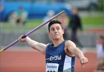 Sascha Graf übertrifft mit 71,30 Metern erstmals die 70 Meter Marke
