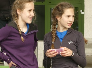 Hanna Altmann und Rachel Fruchtmann