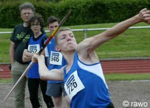 Sieger mit großem Vorsprung: Niklas Huber