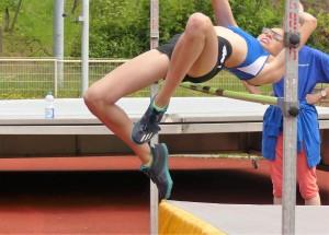 Steigerung auf 1,52 Meter: Sophia Strecker