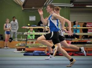 Drei Titel für Niklas Huber