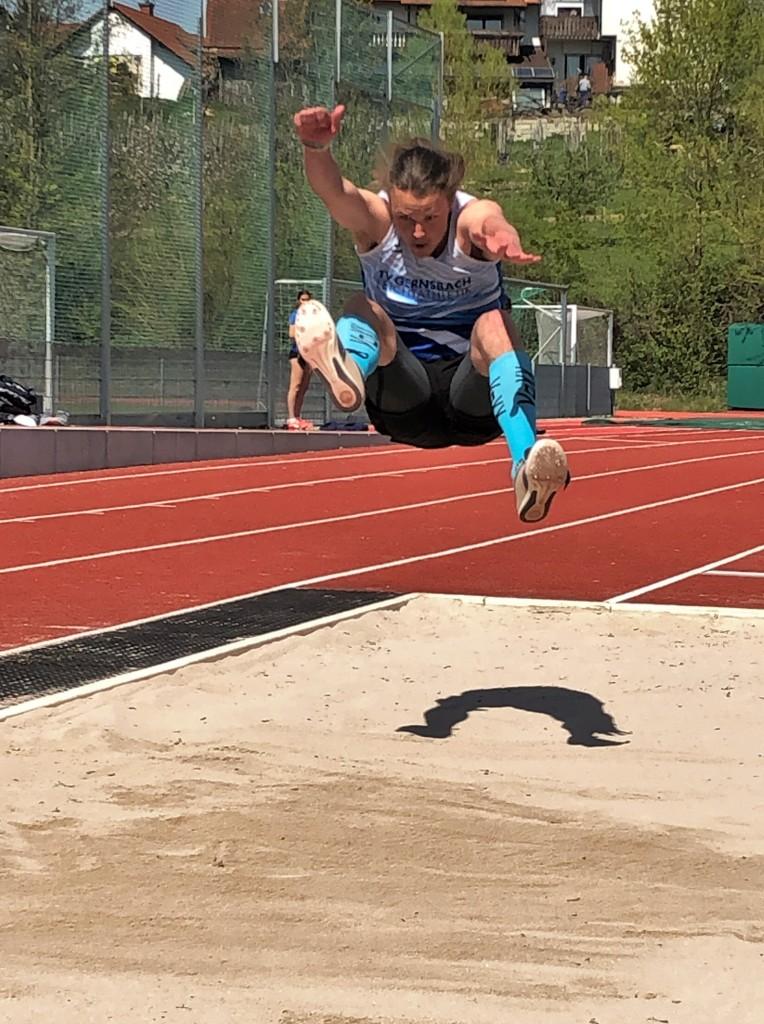Erstmals über 7 Meter: Kevin Klyk